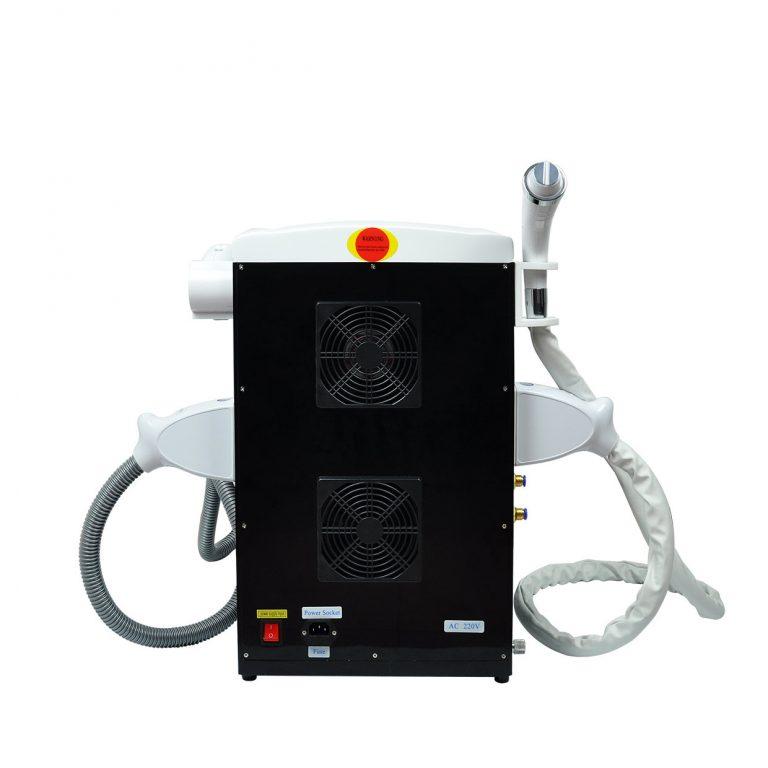 E-light lézeres szőrtelenítő készülék