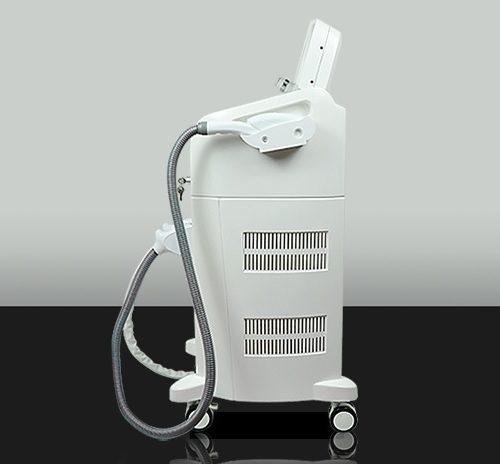 NewAge E-light + SHR szőrtelenítő + RF bőrfeszesítő gép