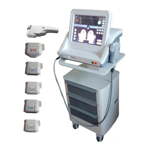 NewAge HIFU Pro, fókuszált ultrahangos arc és testkezelőgép