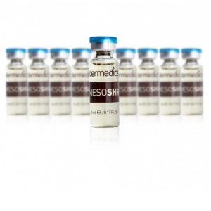 meso shr, szőrnövekedést gátló hatóanyag ampulla