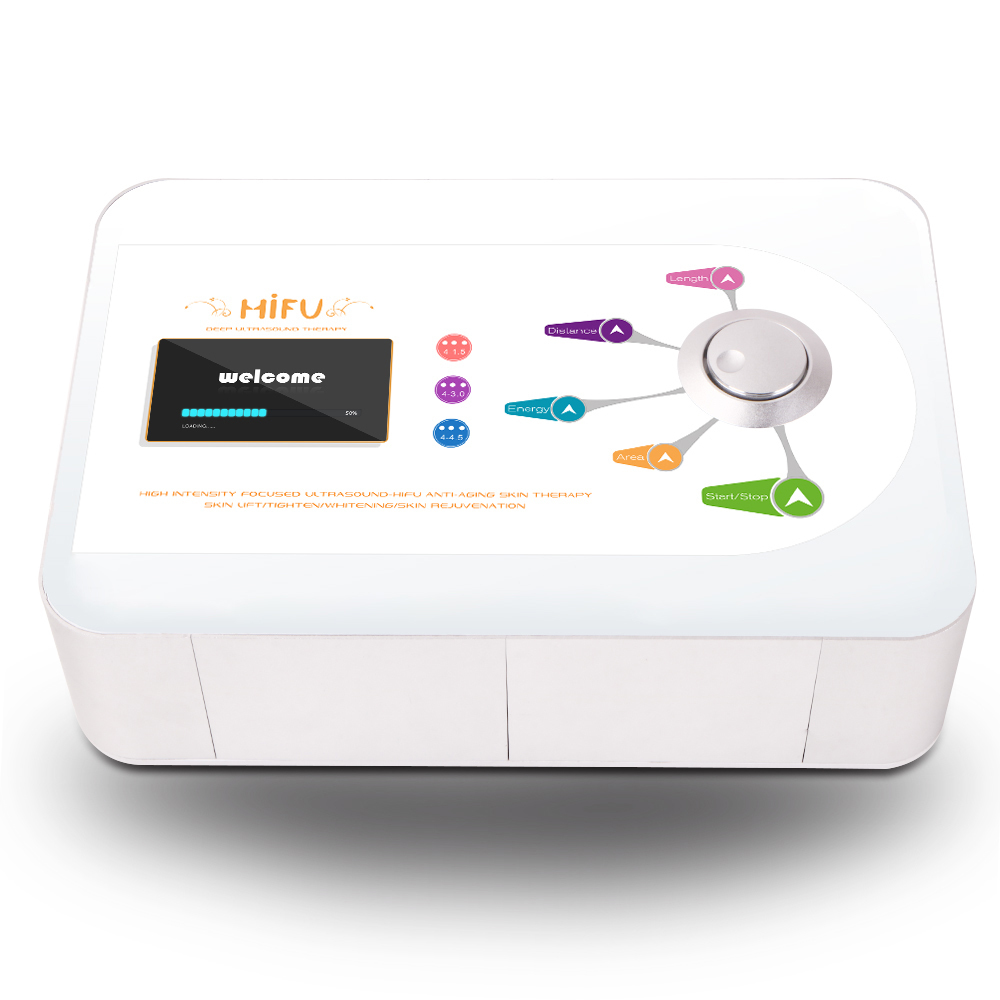 NewAge HIFU Smart arckezelő, bérelhető gép